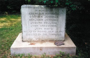Haymakers Monument