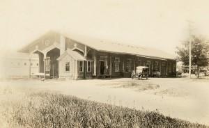 Western Railrod Station