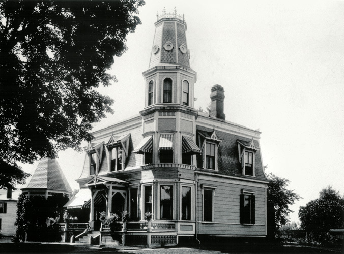 George Fales House - West Main Street