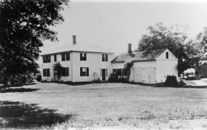 White Homestead (Now Salem Cross Inn) West Main Street