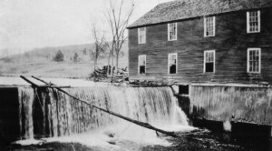 Tyler's Mill - Tyler Road - Late 1800's