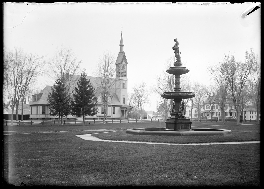 Early Fountain photo